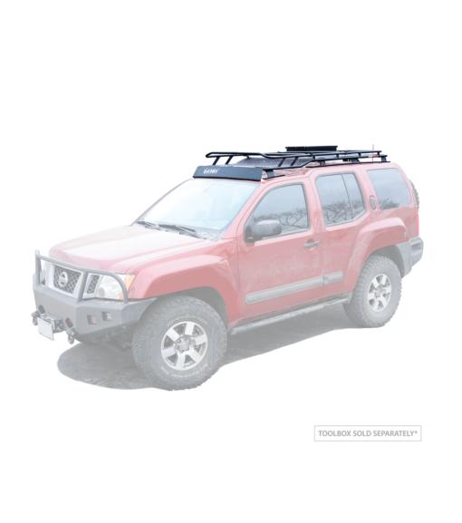 Nissan Xterra Roof Rack for overland off-roading