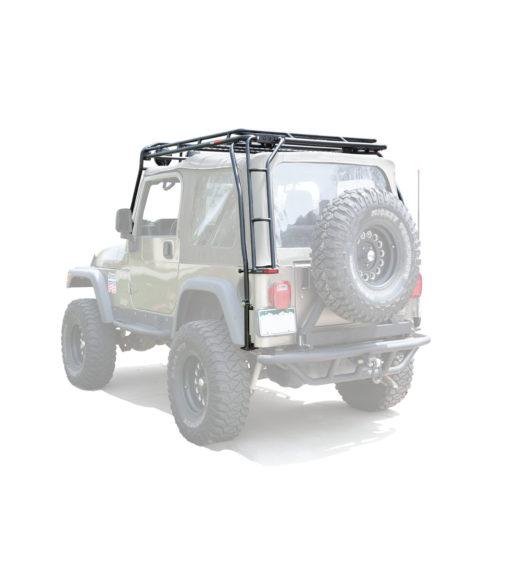 Jeep Wrangler roof rack thule yakima arb prinsu