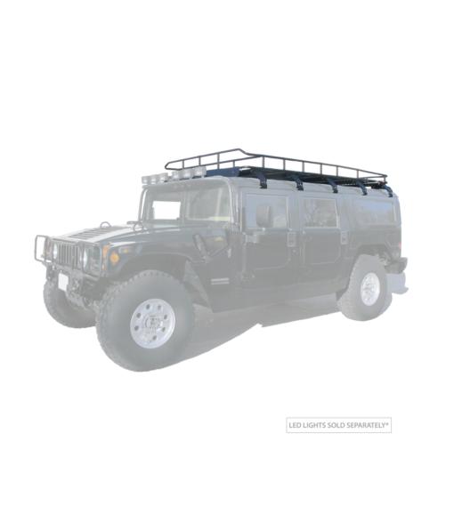Hummer H1 Wagon Heavy-duty Cargo Rack