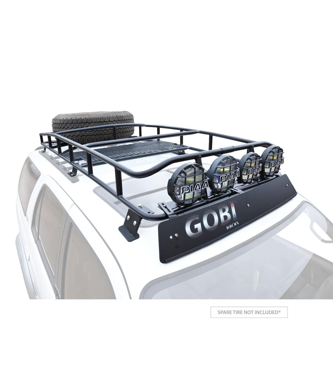 Gobi Toyota 4runner 3rd Gen Ranger Tire Carrier Rack
