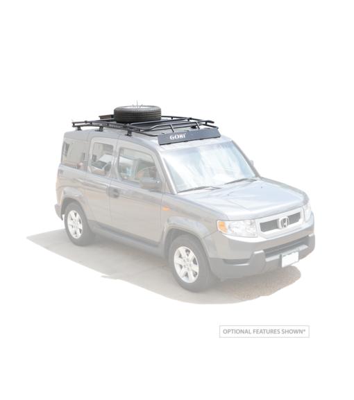 Honda Element Heavy Duty Roof Racks