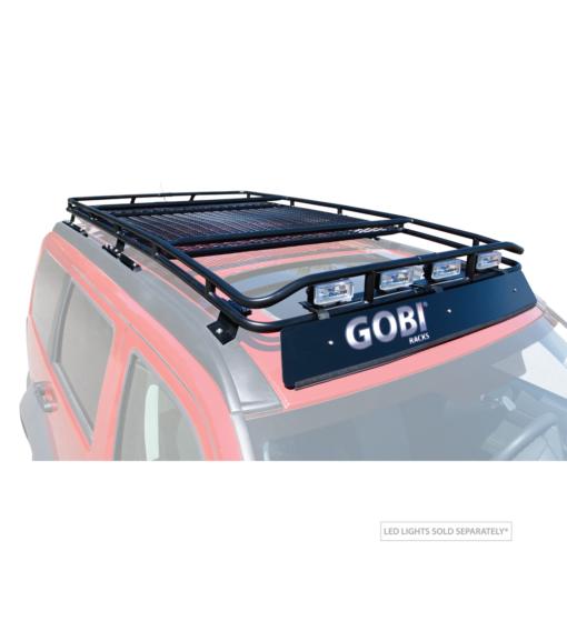 Dodge Nitro Cargo Racks for camping