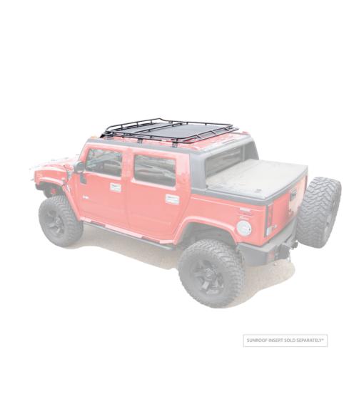 Hummer SUT Low Profile Roof Racks