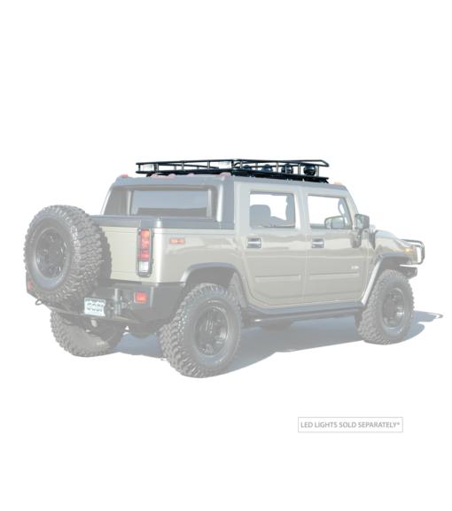 Hummer SUT Off-roading Cargo Rack