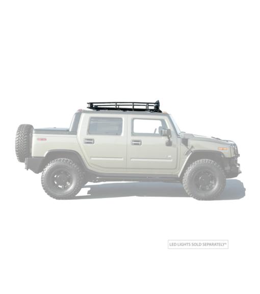 Hummer SUT Roof Rack for offroad overland