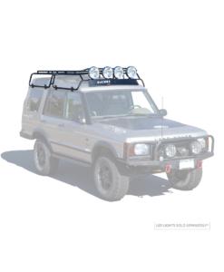 GOBI Land Rover Discovery II Ranger Rack No Sunroof