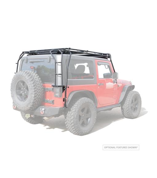 Best Jeep JK Racks for Roof Top Tents