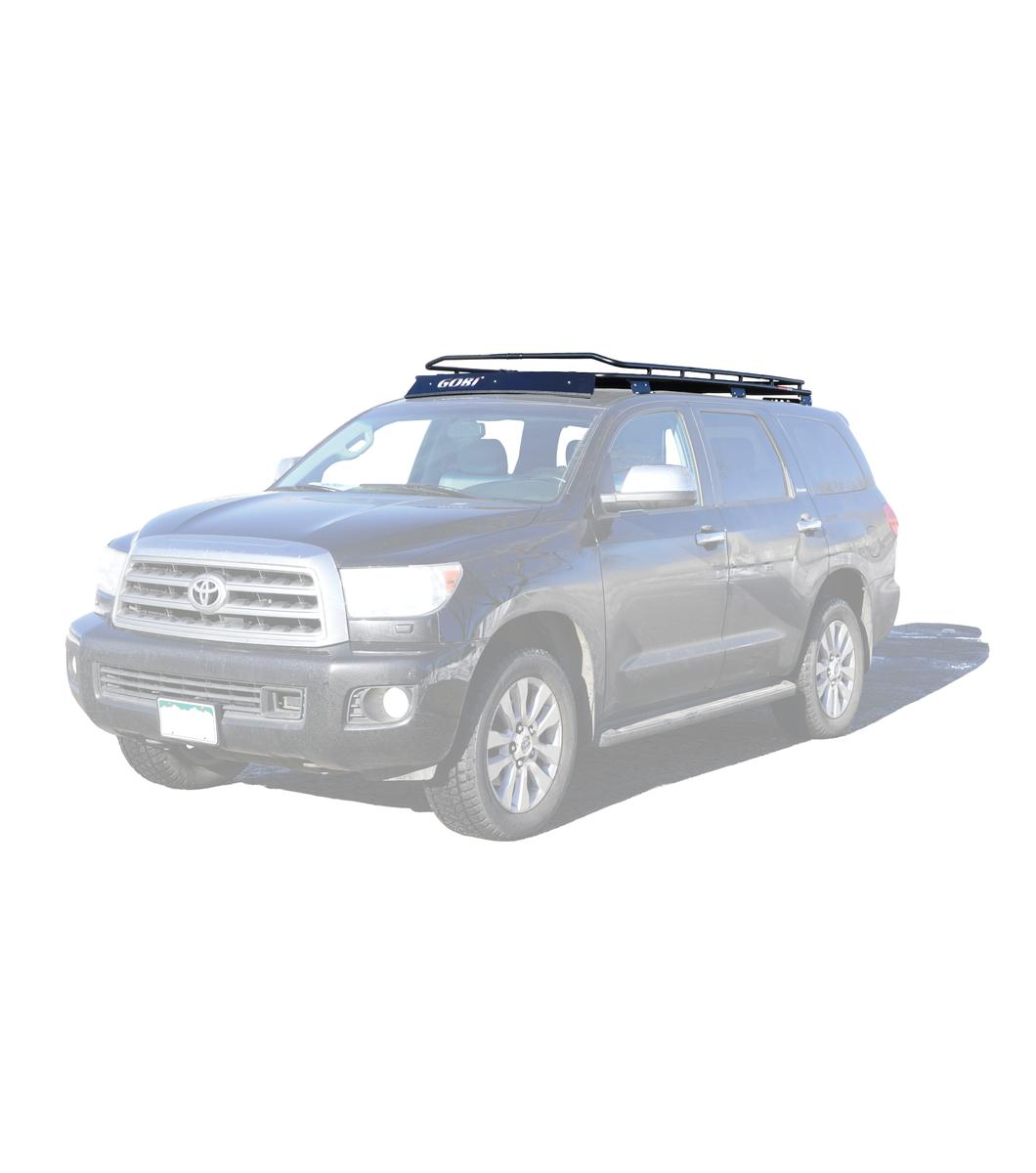 Toyota Sequoia: GOBI Toyota Sequoia (08-18) Stealth Rack Lightbar Setup