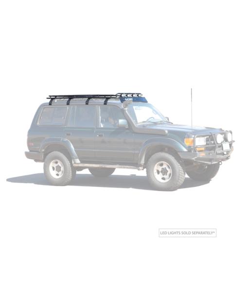 Toyota Land Cruiser 80 Roof Racks