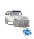 "GOBI Jeep JKU-DV8 4Door Stealth Rack 40"" LED Setup"