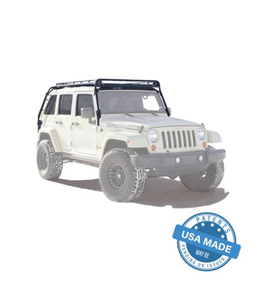 GOBI Jeep JKU-DV8 Roof Rack