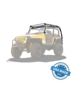 GOBI Jeep TJU Stealth Rack With Sunroof