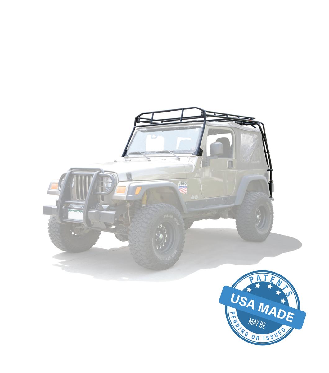 GOBI Jeep TJ Ranger Rack