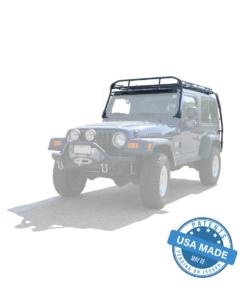 GOBI Jeep TJU Ranger Rack with sunroof