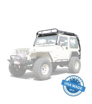 GOBI Jeep YJ Ranger Rack with sunroof