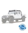 GOBI Jeep AEV Brute Stealth Rack Lightbar Setup