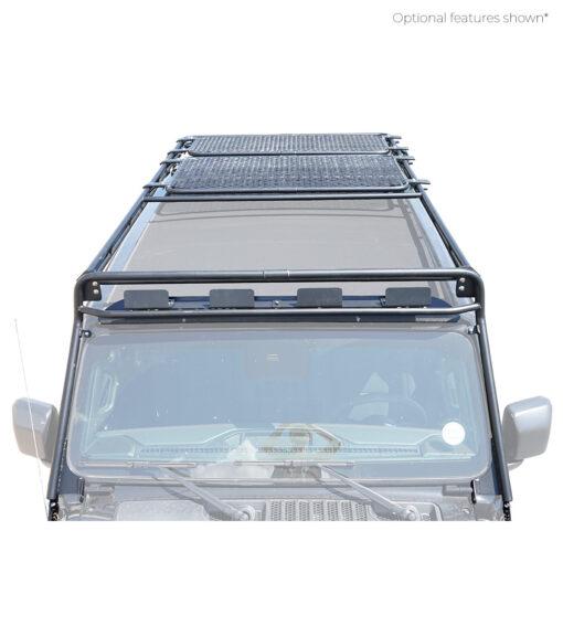 Jeep JLU Sky One Touch 4Door Roof Rack