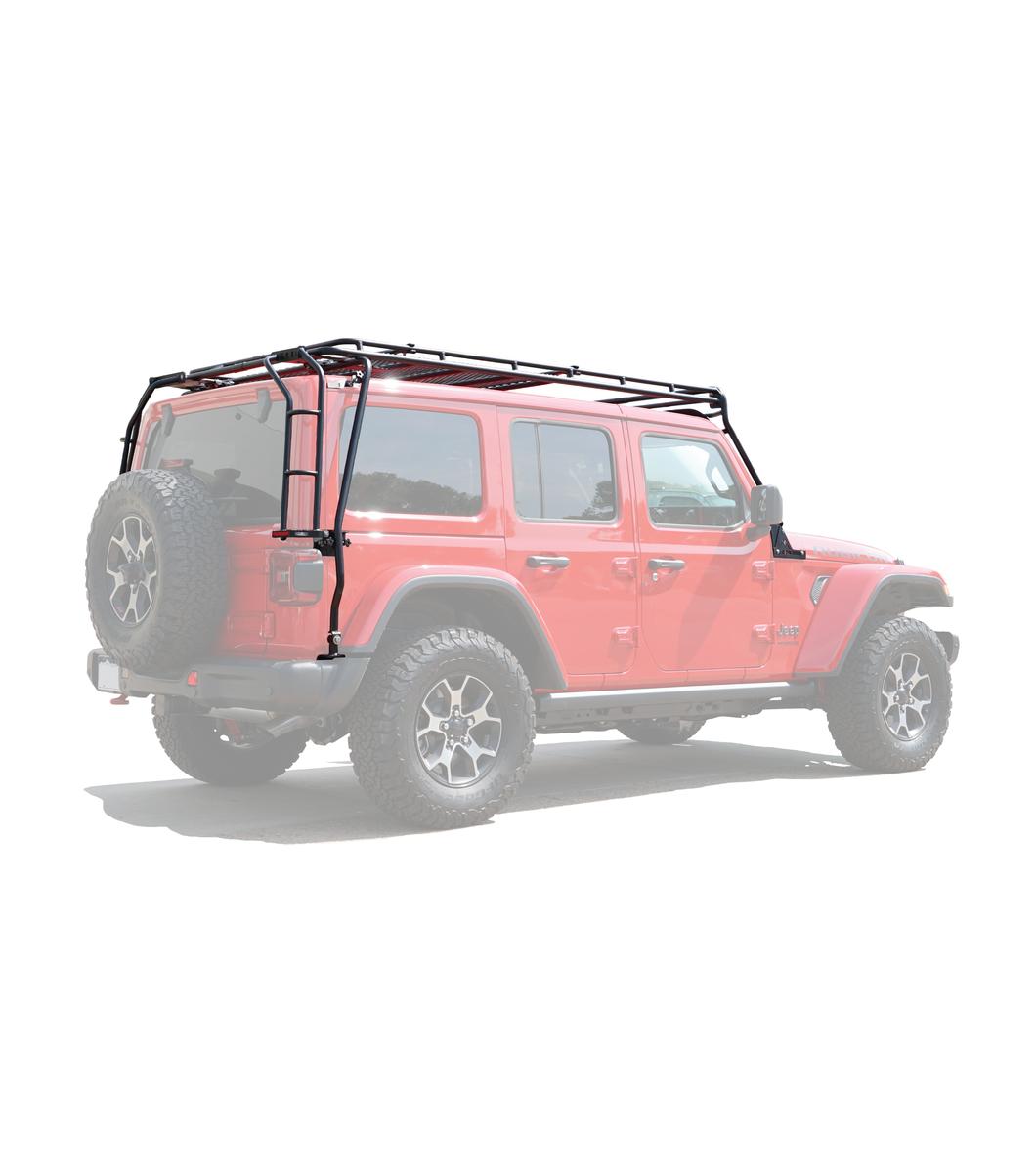 Gobi Jeep Rubicon Jl 4door Stealth Rack Multi Light Amp 50