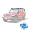 GOBI Jeep Wrangler JL Roof Rack