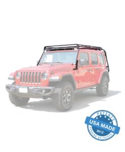 GOBI Jeep Rubicon JL 4Door Stealth Rack
