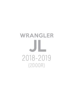 WRANGLER JL 2DOOR (2018-2019)