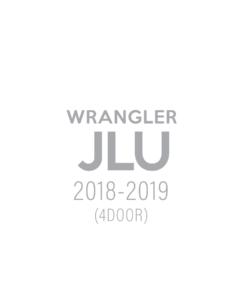 WRANGLER JLU 4DOOR (2018-2019)