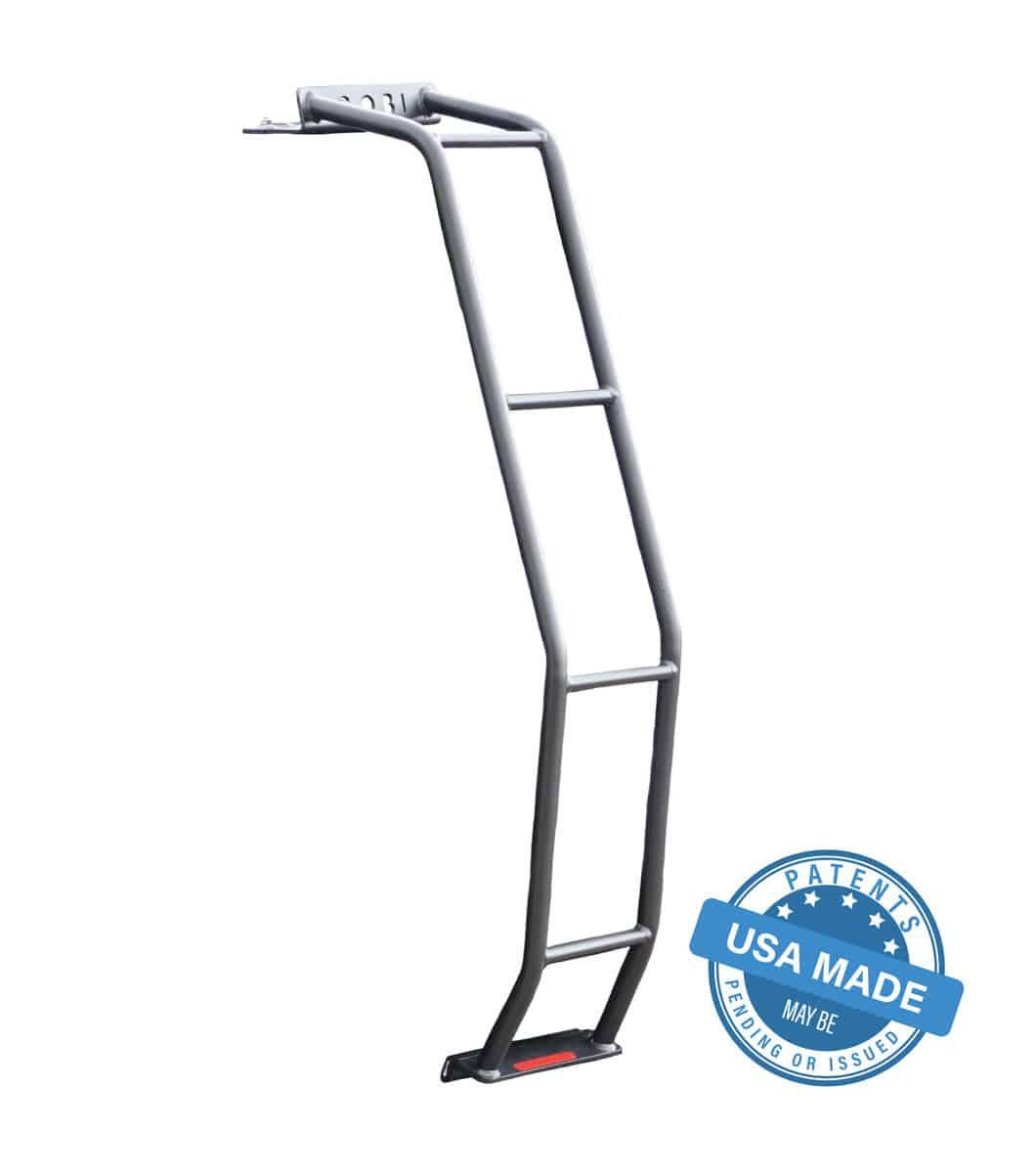 2019 Toyota Sequoia Towing Capacity Specs: GOBI Toyota 4Runner TRD Pro (2019) Rear Ladder
