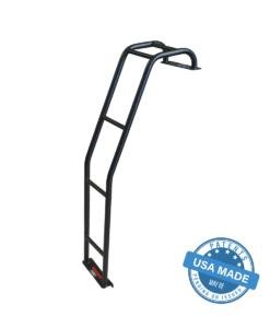 GOBI Toyota 4Runner 4G Rear Driver Ladder - With Spoiler With Bump (CBI Rear Bumper)