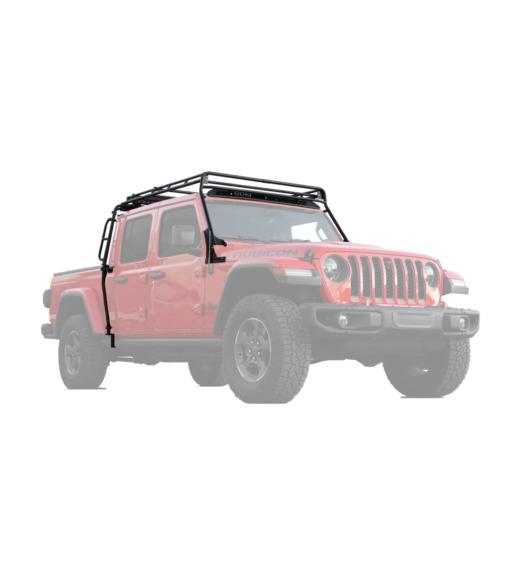 GOBI Jeep Gladiator Stealth Rack With Sunroof Low Profile