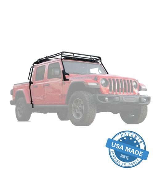 best jeep gladiator roof racks