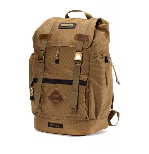 GOBI Get-away Backpack Coyote Tan