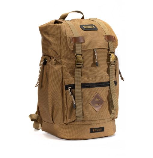 GOBI Getaway Backpack Coyote and Tan