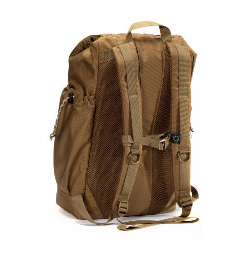 GOBI Backpacks Getaway Coyote and Tan