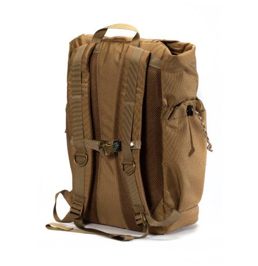 GOBI Backpacks Coyote and Tan Getaway Backpack