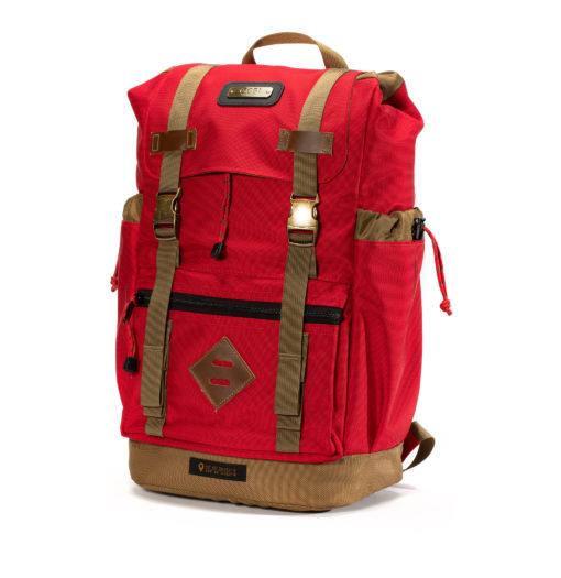 GOBI Get-away Backpack Fiery Red