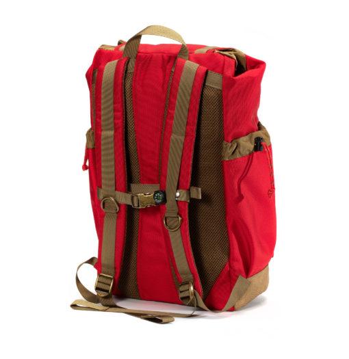 GOBI Get-away Backpack Red