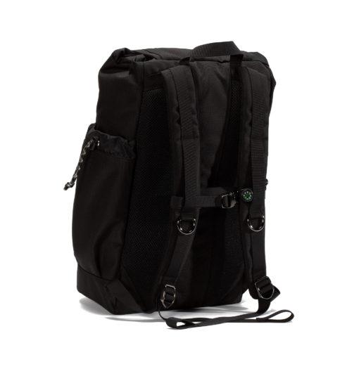 GOBI Jet Black Getaway backpack