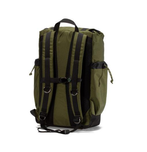 Olive Drab Green Getaway Backpack
