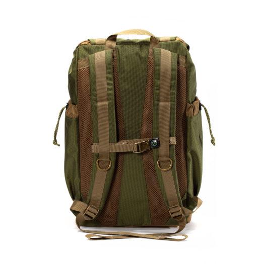 GOBI Get-away Backpack Olive Drab Green
