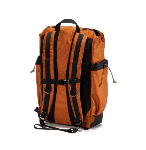 Texas Orange and Black Getaway Backpack GOBI Racks