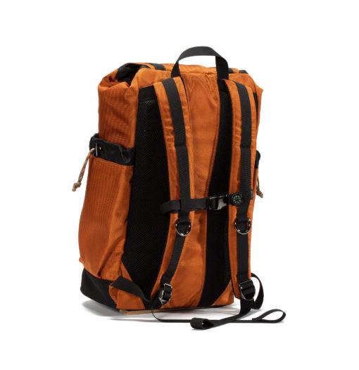 GOBI Getaway Backpacks - Texas Orange with Black