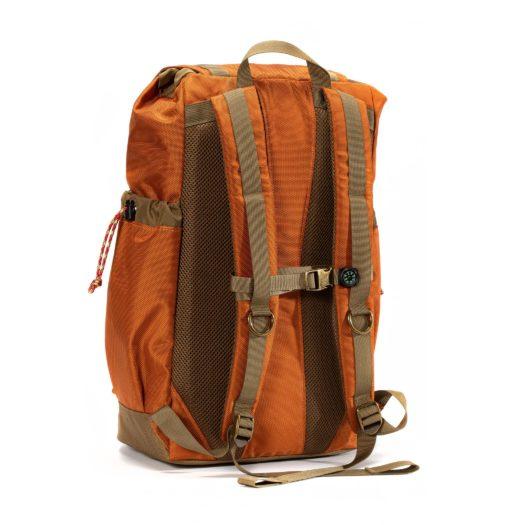 GOBI Get-away Backpack Texas Orange and Tan