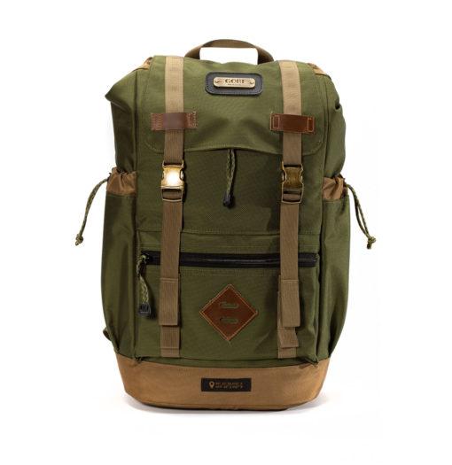 GOBI Getaway Backpack | Olive Drab Green