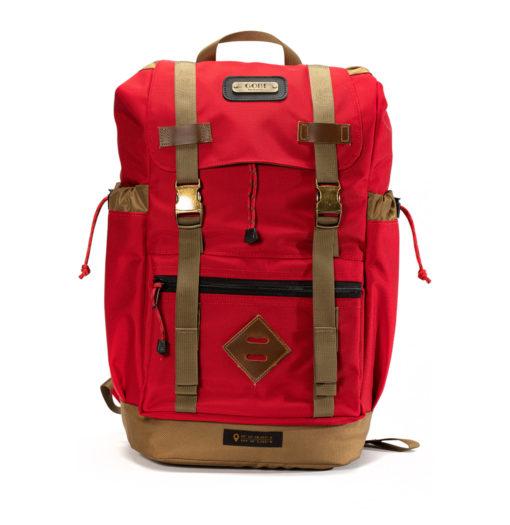GOBI Fiery Red Getaway Backpack