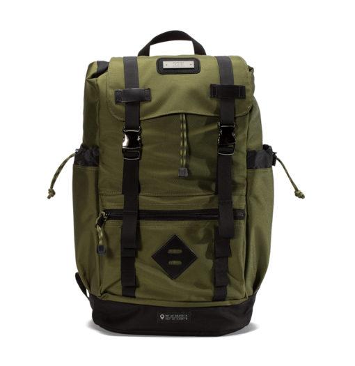 GOBI Olive Drab Green Getaway Backpack