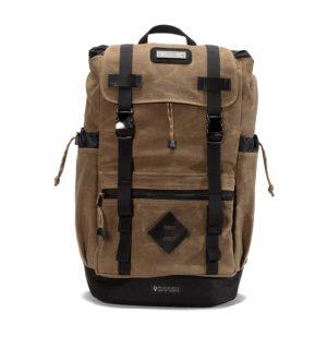 GOBI Wax Canvas Getaway Backpack