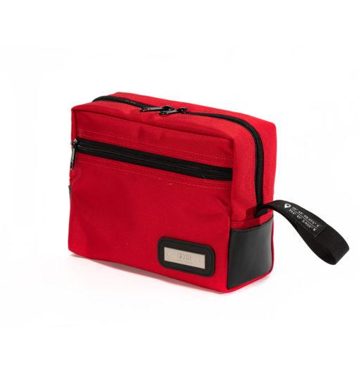 Red Toiletries Bag 2020