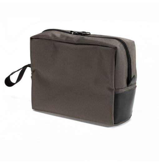 New Grey/Gray Dopp Kit