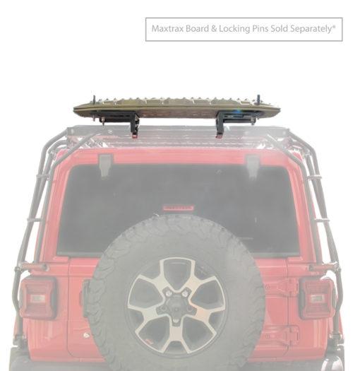 Rear Mounting Maxtrax Brackets