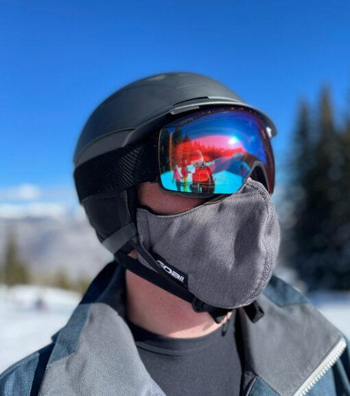 Lanyard Face Mask